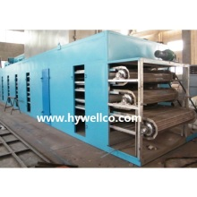 Activated Carbon Granular Dryer - Belt Dryer