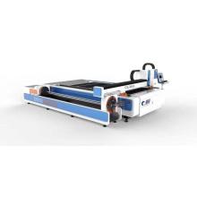 Máquina de fibra corte por láser tejido de fibra de carbono
