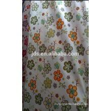 100% cotton dyed fabric for bed sheets