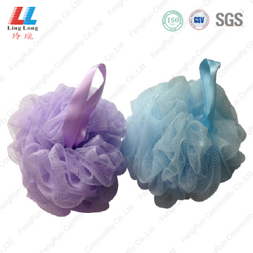 loofah+shower+body+scrubber+shower+puff+bath+sponge
