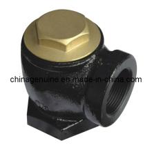 Válvula de retenção de ângulo Zcheng Zccv-01
