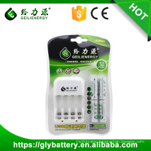 GLE-850 AAA AA Battery Charger Ultimate Speed Battery Charger