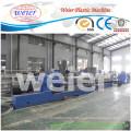 Granulateur parallèle de brin de refroidissement par l'eau d'extrudeuse de vis jumelle de Shj-65