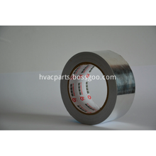 Self-adhesive aluminum foil tape for repair industry