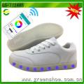 Usine en gros LED chaussures avec télécommande fournisseur