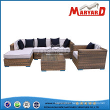PE Rattan Garden Furniture Sofa