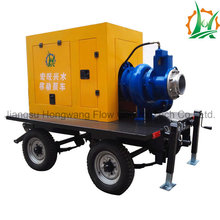 33kw Diesel Engine Driven Centrifugal Self Priming Sewage Pump