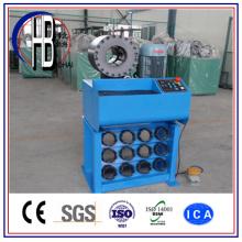 China Máquina que prensa de la manguera hidráulica de la nueva promoción con las herramientas rápidas del cambio