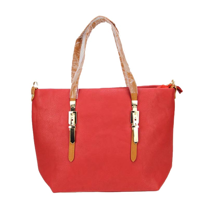 Red Womens Tote Handbags