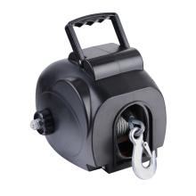 Mini Small Electric Winch for 3500lb Boat Car ATV Use
