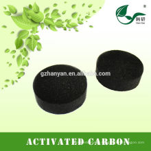 Designer top sell palm shell activated carbon mill