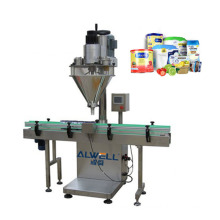 Automatic production line of Detergent Powder Filling and Sealing Packing Machine
