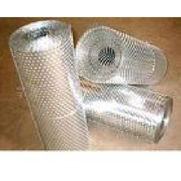 Mild Steel Coil Perforated Metal Mesh