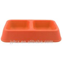 bols solaires pour animaux domestiques en silicone
