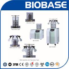 Máquina de secado por congelación de vacío de laboratorio