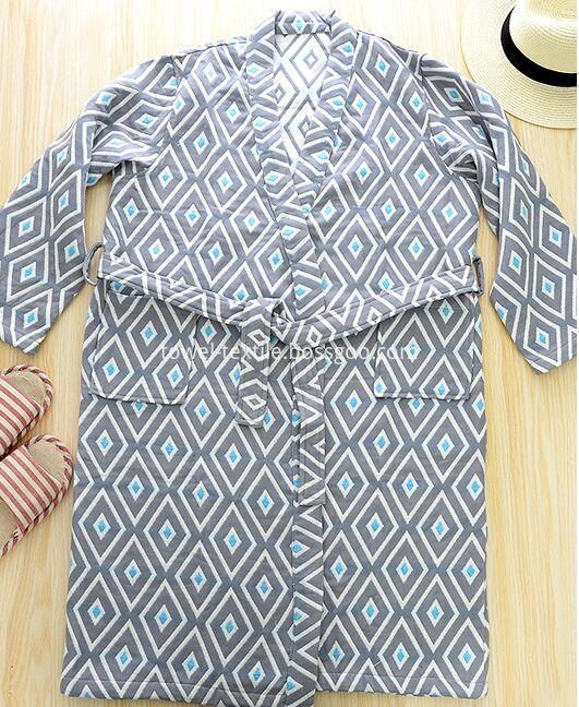 Kimono Cotton Robes