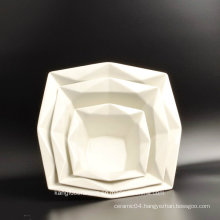 Low Price Hotel Use Porcelain Plate