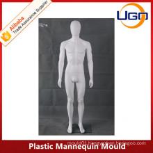 Cheap Realisitc Plastic Male Mannequin mould