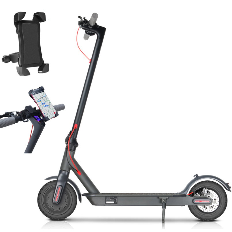 Electric Scooter Phone Holder 2