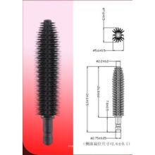 Silicone Mini slim type mascara brush