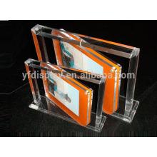 Kundenspezifischer Entwurfs-magnetischer Acrylfotorahmen-Großverkauf