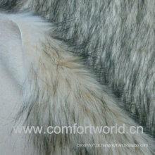 Tecido de pelúcia Fur