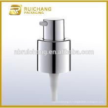 Pompe à lotions de revêtement UV en plastique / pompe à crème 20 mm / distributeur de pompe à revêtement uv