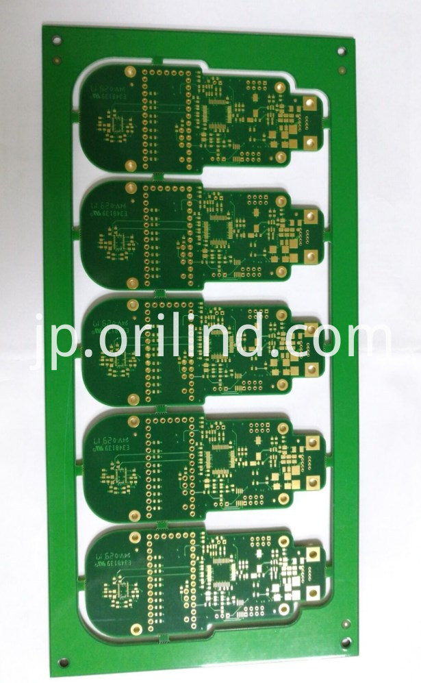 Blind hole PCB board