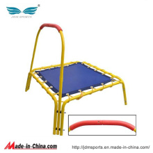 Mini trampolim interior com alça