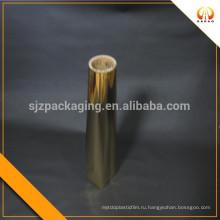 Глянцевая металлизированная ПЭТ-пленка для аварийного покрытия