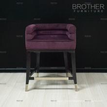 Modern fabric bar chair bar stool fabric