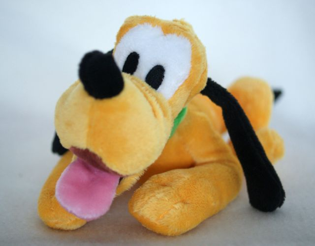 brutto dog plush