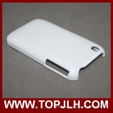 Chaleur presse impression Sublimation vide cas téléphone portable pour iPhone 3GS