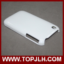 Heat Press Printing Sublimation Blank Cell Phone Case for iPhone 3GS
