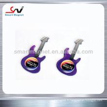 Décoration promotionnelle 3d pvc Magnet de réfrigérateur publicitaire
