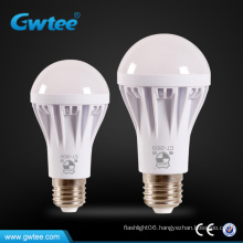 new plastic led bulb e27