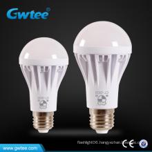 new plastic led bulb e27