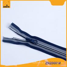 5 # Nylonl Reißverschluss mit reflektierendem Band ZN20001