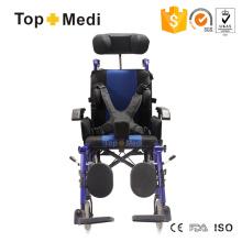 Topmedi Hot Sale Cerebral Palsy Children Wheelchair