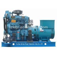 Geradores diesel marinhos de 24kw weichai