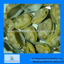 frozen whole clam