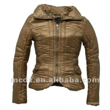 Korean fashion short duck down jacket women