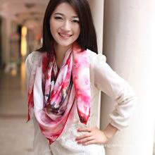 Silk Printed Shawl (12-BR050303-15)