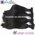 Dickes Ende Unverarbeitetes Virgin Peruvian Hair Human