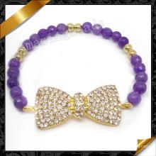 Bracelet en pierres de charme à la mode, bracelet en bijoux (FB067)