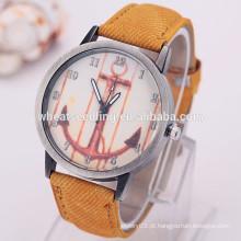 Relógio de tela relógio de estilo estilo de faixa