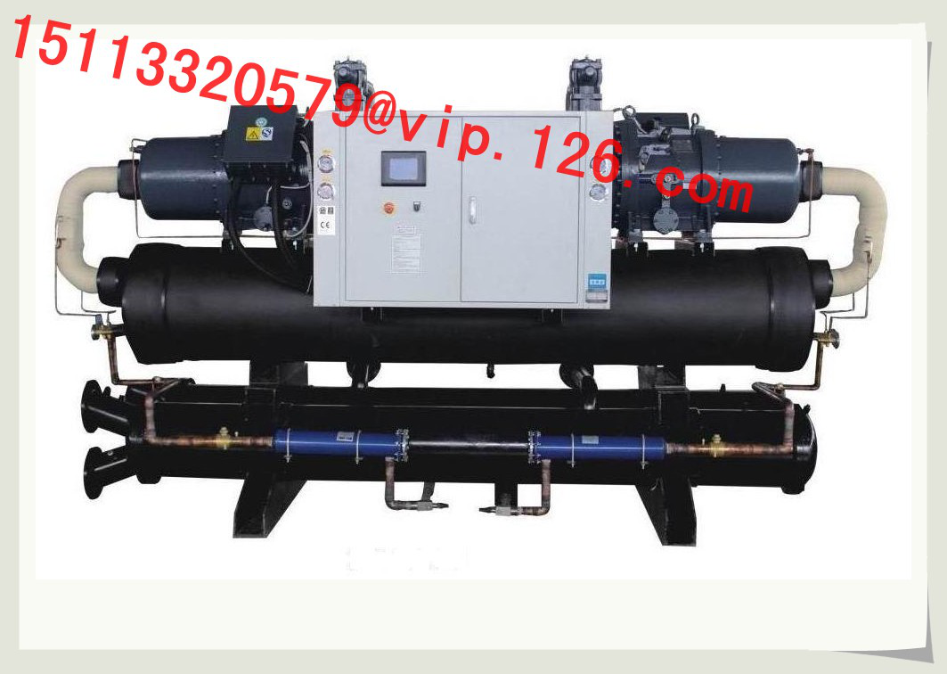 Double Screw Water Cooled Chillers