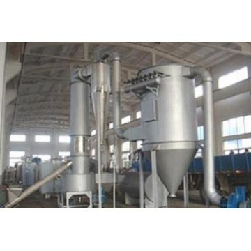 Industrial waste slag dryer