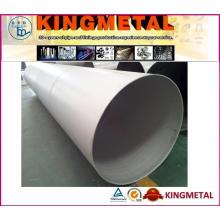 Tubulação de aço inoxidável ASTM A358 Tp310s