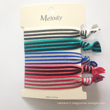 Pack de 5 bracelets élastiques (HEAD-322)